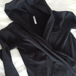Fabletics crossover hooded sweatshirt